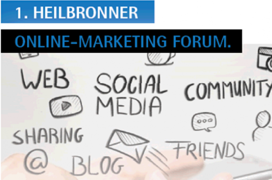 1. Heilbronner Online-Marketing Forum