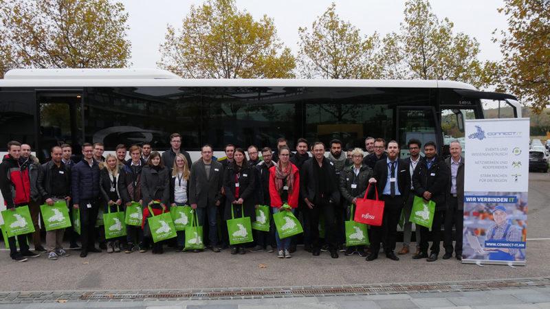 Das erste IT-Jobshuttle Heilbronn war ein voller Erfolg