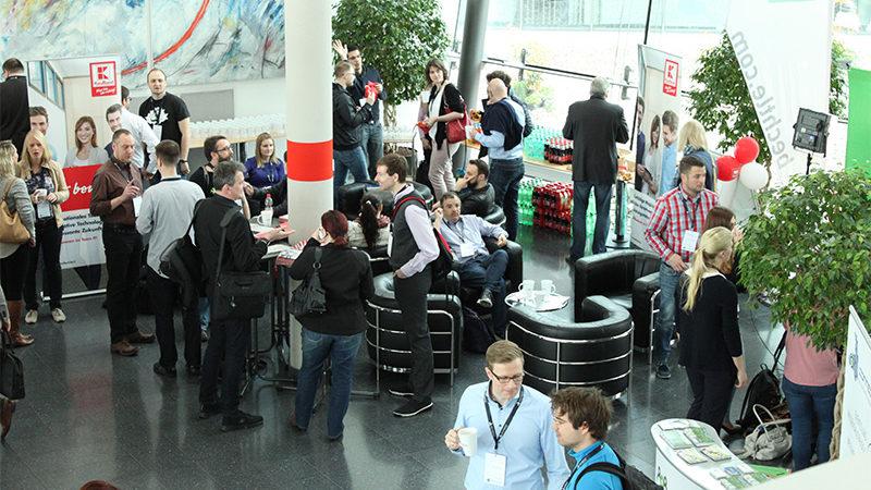 Barcamp 2016 bei Fujitsu TDS