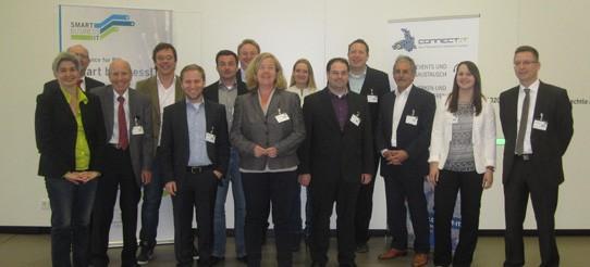 Treffen der IT-Netzwerke in Neckarsulm