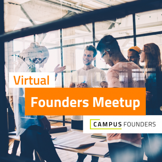 "First Virtual Founders Meetup ""Design Thinking"""