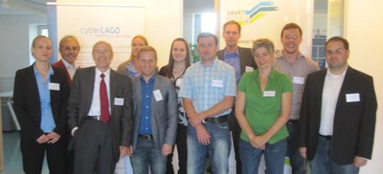 Anpfiff zum vierten Treffen der IT-Netzwerke am Bodensee