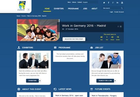 IT-Fachkräfte für die Region gewinnen: German Job Day Madrid