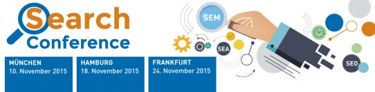 Search Conference 2015