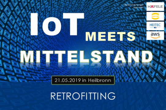 IoT meets Mittelstand: IoT Retrofitting