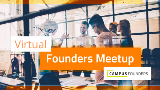 "Next Virtual Founders Meetup ""Design Thinking"""