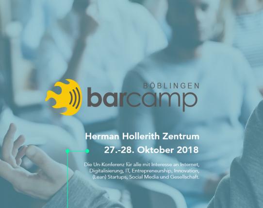 Barcamp Böblingen 2018