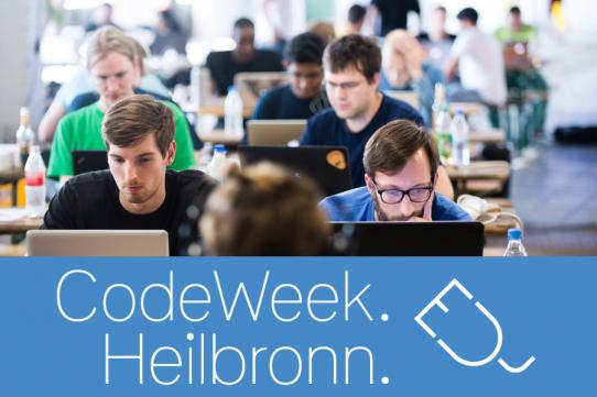 Code Week Heilbronn