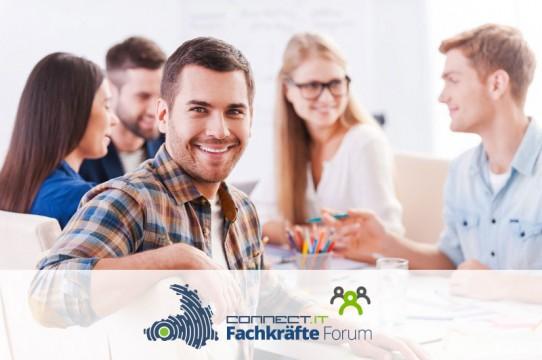 Auftaktveranstaltung connect.IT-Forum IT-Fachkräfte