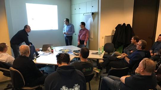 connect.IT Jahres-Kick-off: Vereinsmitglieder entwickeln zahlreiche Ideen für 2017
