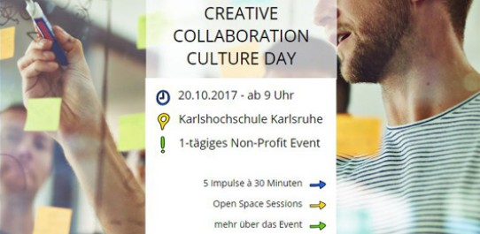 Creative Collaboration Culture Day