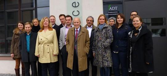 Treffen der IT-Netzwerke in Lörrach