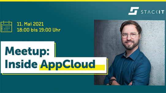 Inside AppCloud – In 5 minutes to the cloud